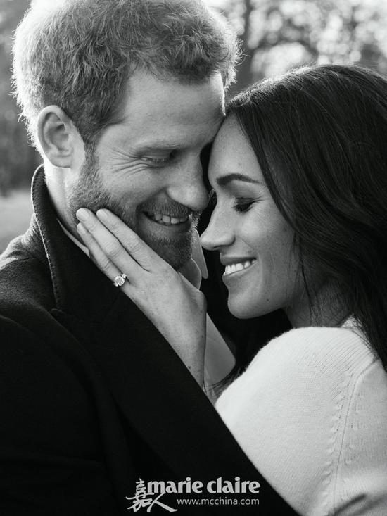 戴安娜的儿子都爱平民姑娘?英国王室发的糖还是这么甜