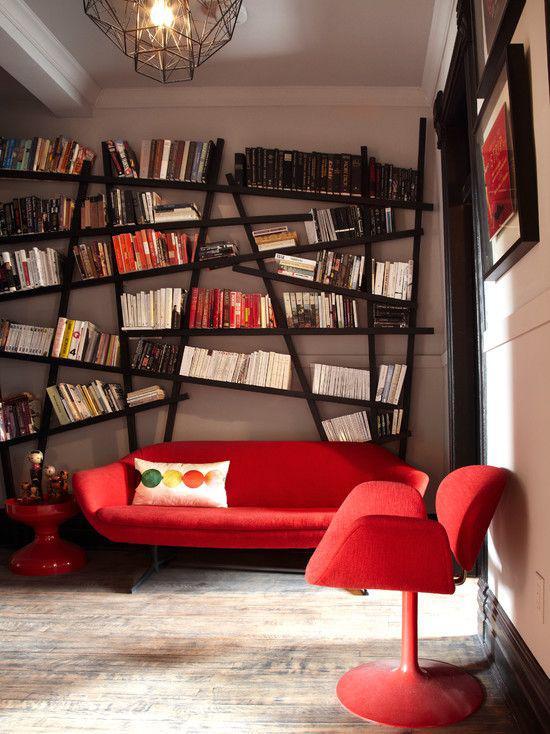 客厅设计 图片来源自Residence Style