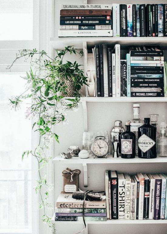 小盆栽搭配 图片来源自designaddictmom.blogspot.com