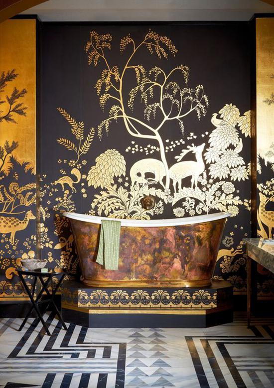 de Gournay壁纸,图片来源帝家丽。