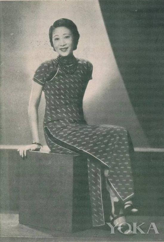 华裔时尚Icon黄蕙兰,图片来自Pinterest。