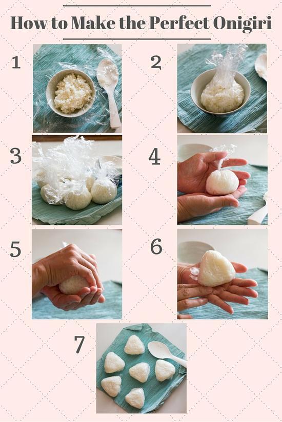 烤饭团 图片来源自pinterest
