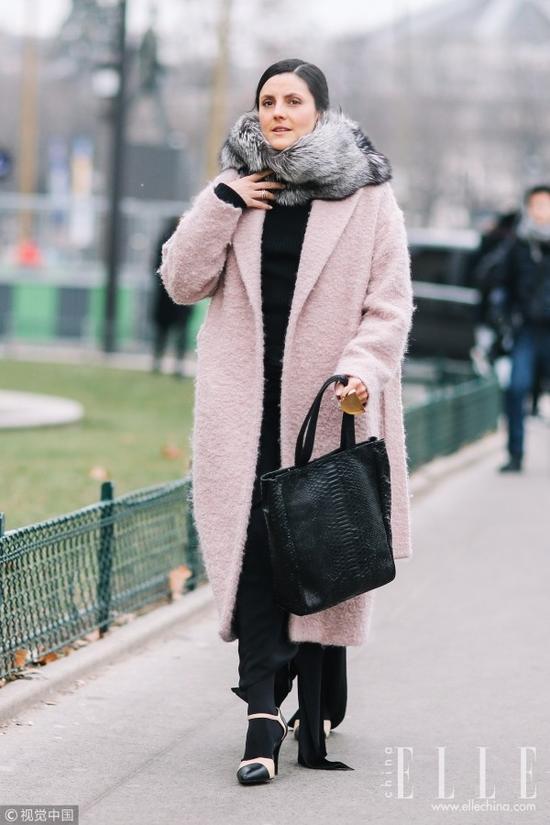 没想到粉色+灰色竟会这样高级又养眼!