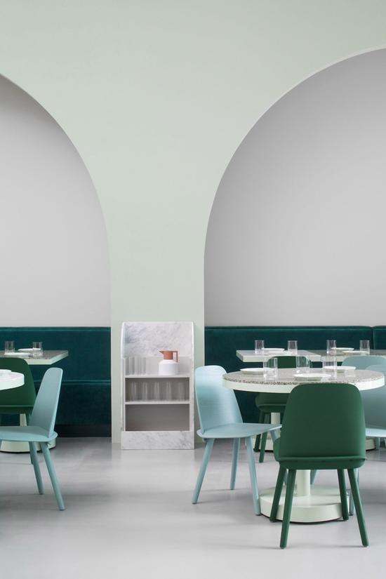成都新晋网红咖啡厅 设计灵感来自布达佩斯大饭店含泪劝告灾民
