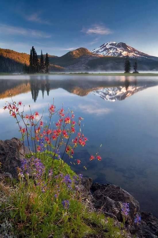南姐妹火山 图片来源自Top Galleries