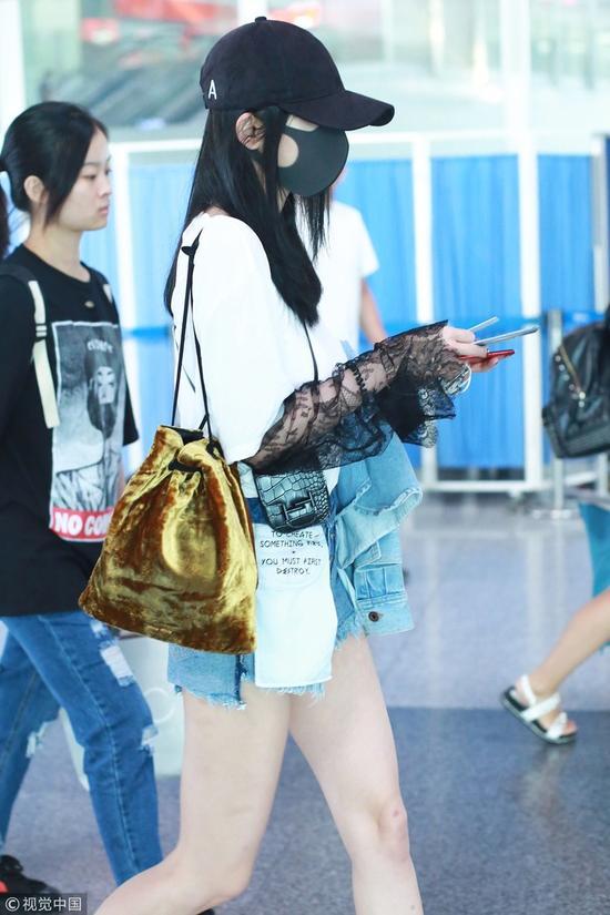 唐嫣杨幂承包了所有时髦包包