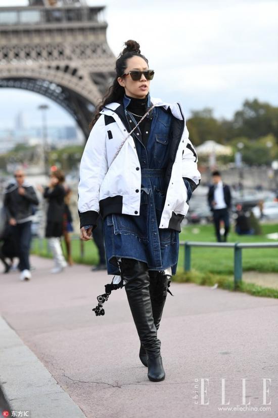 除了羽绒服和大衣 冬天的外套到底还有几种选择