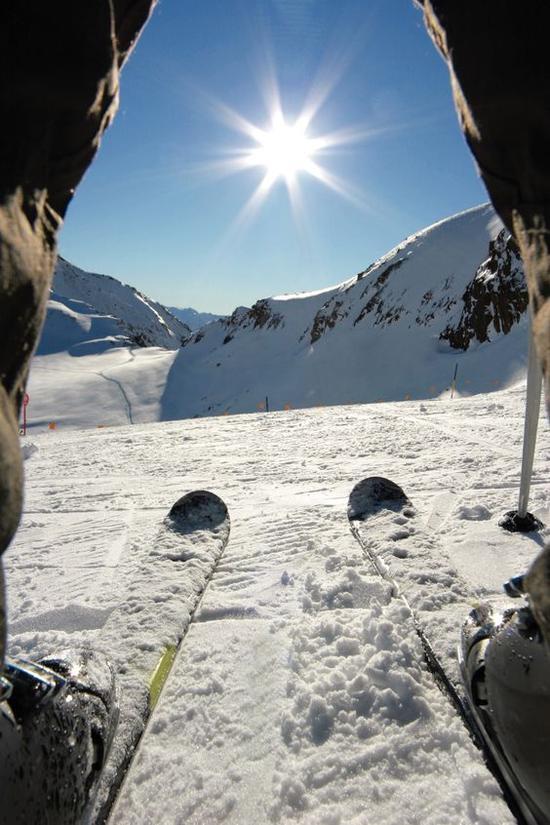高级滑道 图片来源自skihqnet.com