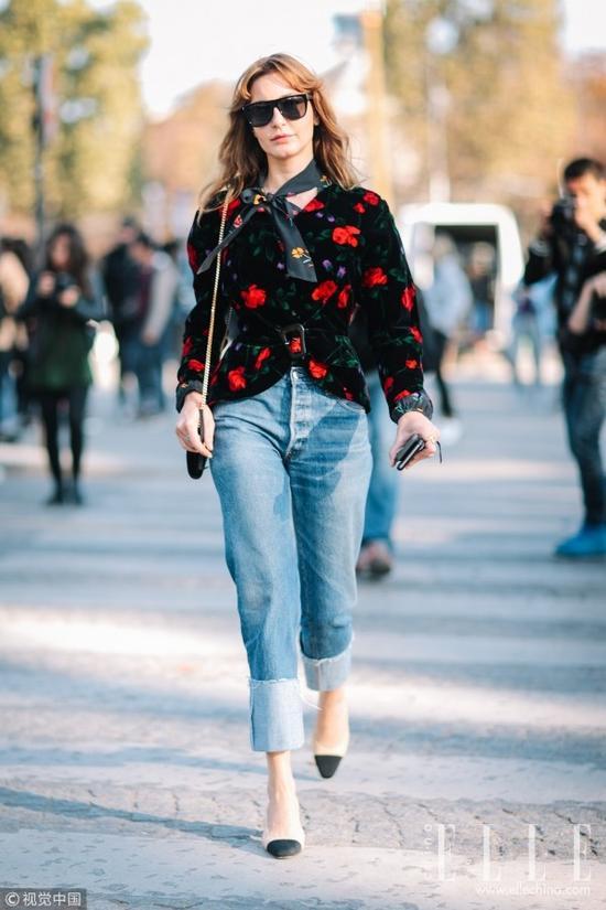 天这么冷 能藏秋裤的牛仔裤是哪一条