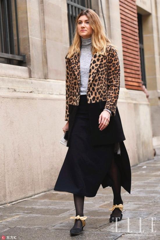 穿对半裙过冬真的比穿裤子更暖!而且真的让你瘦瘦瘦