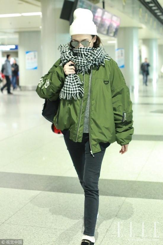北京人看了会流泪之——下雪天这么穿