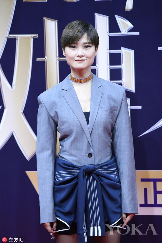 李宇春,图片来自东方IC。