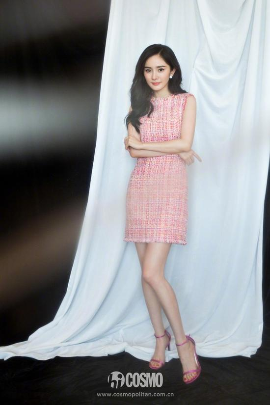 跟童薇学穿搭,杨幂的衣柜才是《谈判官》的主角图片