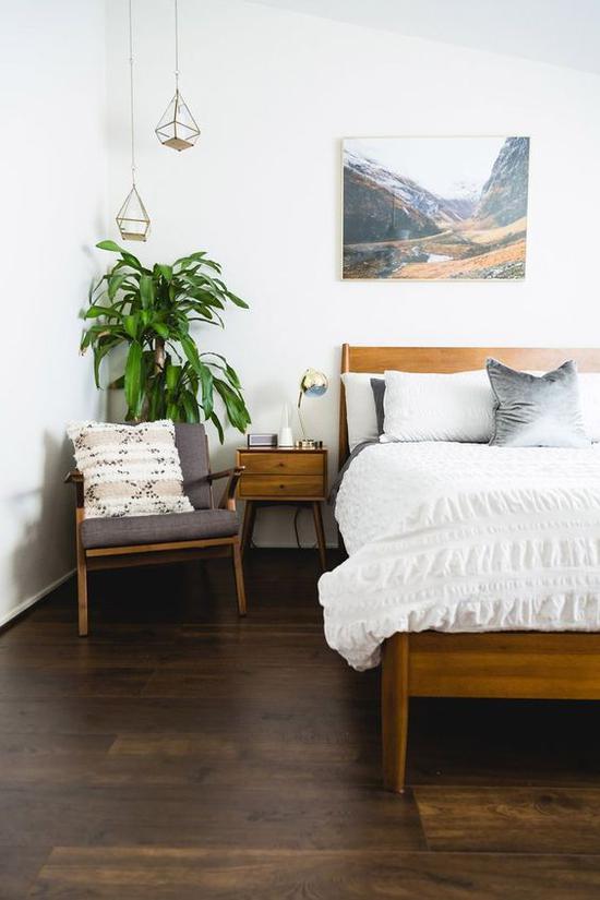 木质椅子 图片来源自WP Home Design & Decorating Ideas