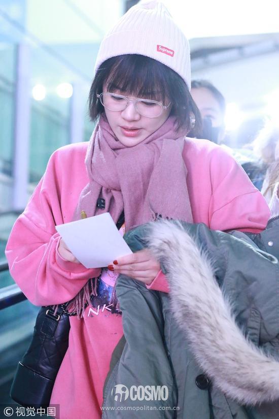 粉色单品 唤醒佛系姑娘的少女心