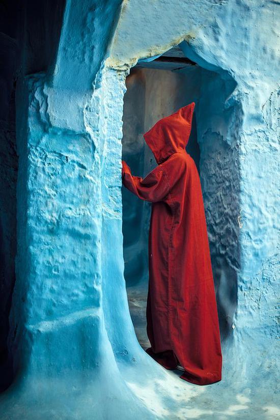 颜色搭配 图片来源自500px.com