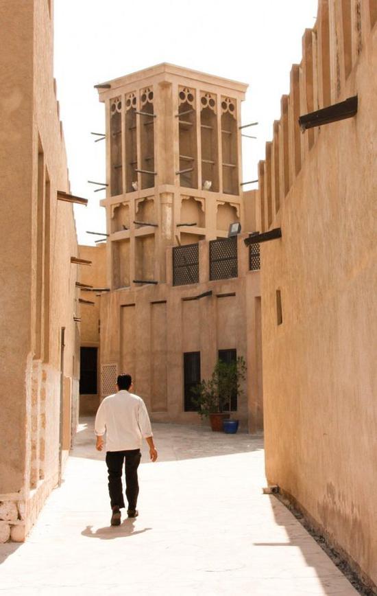 迪拜博物馆 图片来源自arabiczeal.com