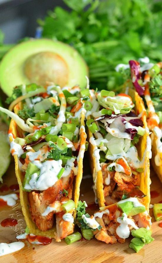 Taco 图片来源自Lyuba Will Cook For Smiles