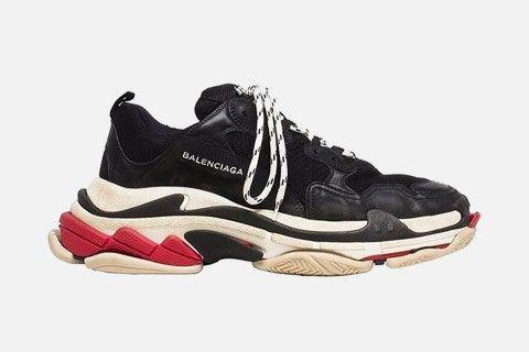 Balenciaga Triple S老爹鞋