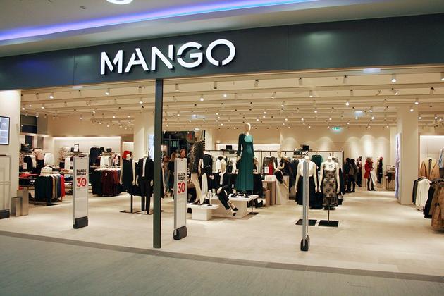 Mango店铺(新浪配图)