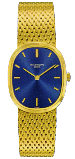 诞生于1968年的第一款Golden Ellipse腕表3548