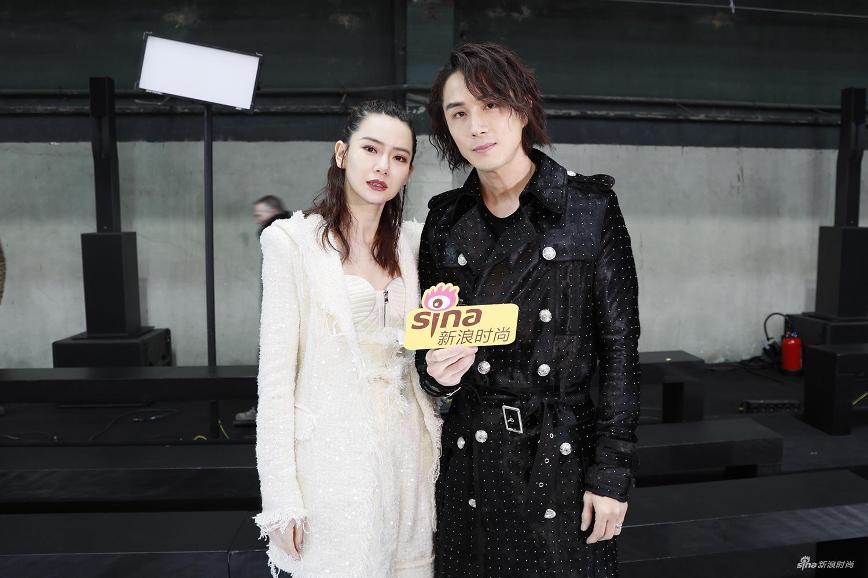 独家| 戚薇&李承铉x新浪时尚