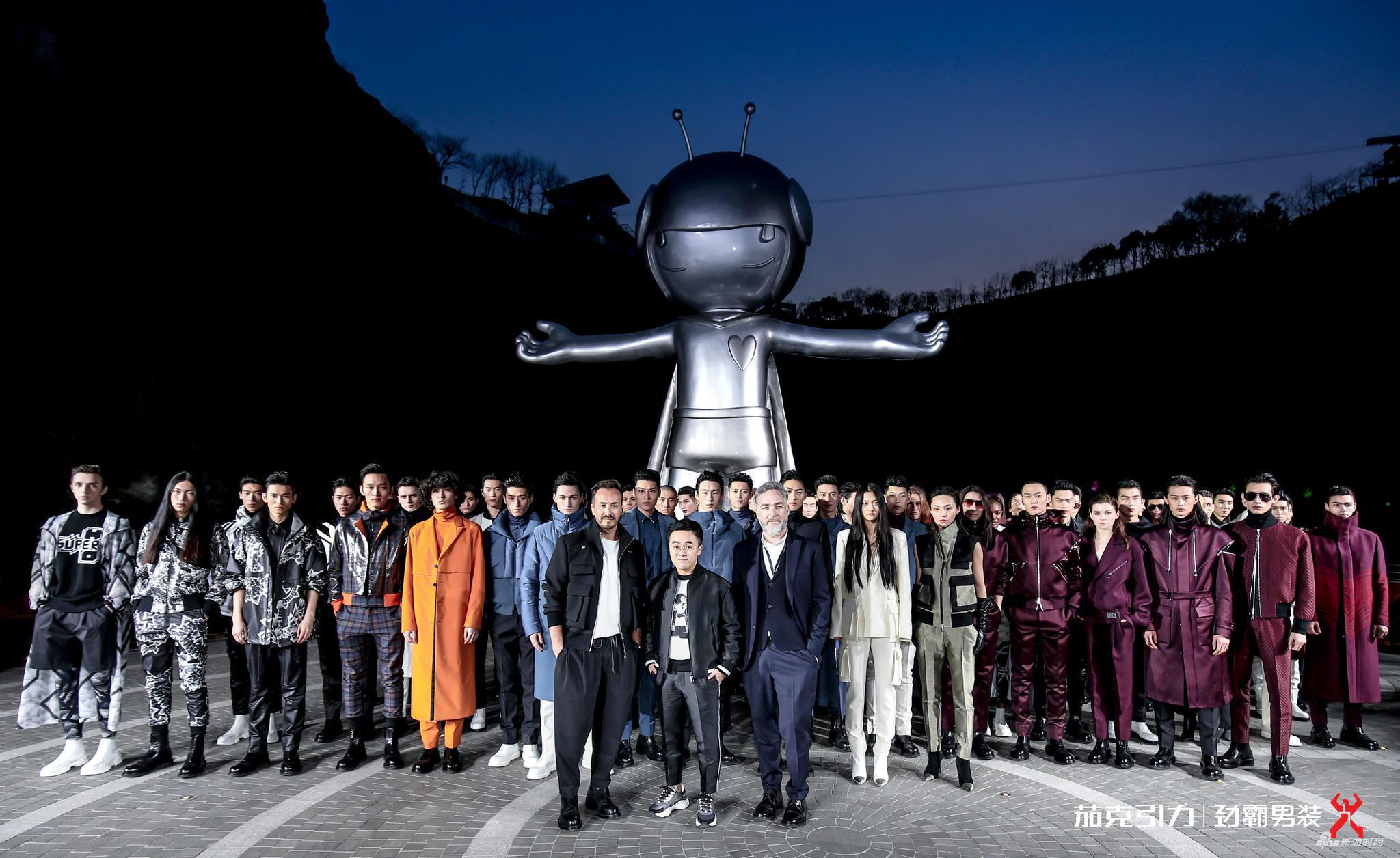 品牌新晋CEO兼创意总监洪伯明领衔国际化设计团队倾力打造60款秀款造型