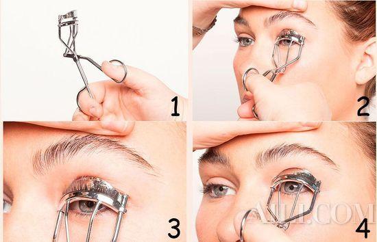 三段式夹睫毛
