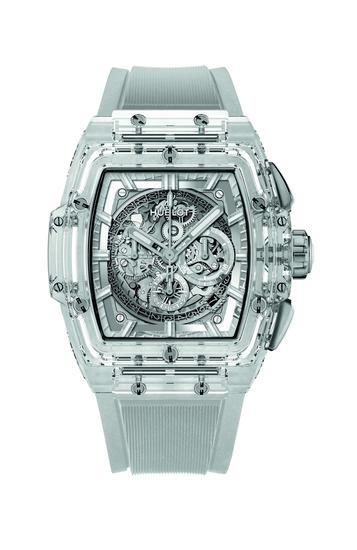 HUBLOT宇舶表Big Bang 靈魂系列藍寶石腕錶