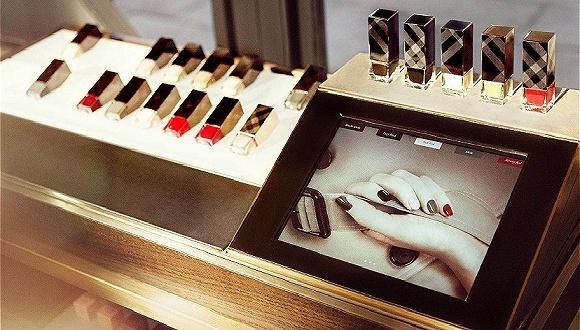 Burberry美妆产品 图片来源:Burberry