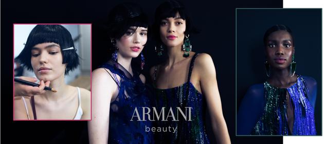 阿玛尼2020春夏高级定制系列妆容发布
