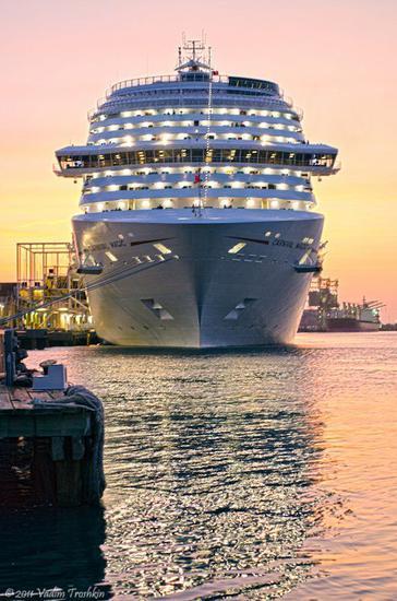 邮轮旅行 图片来源自Galveston.com & Company