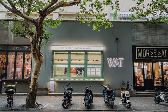 上海首间瓶装鸡尾酒概念店酷炫登场 引爆全市时尚潮流新据点