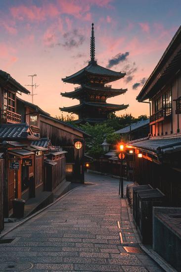 日本旅行 图片来源自PinterestAllyson R