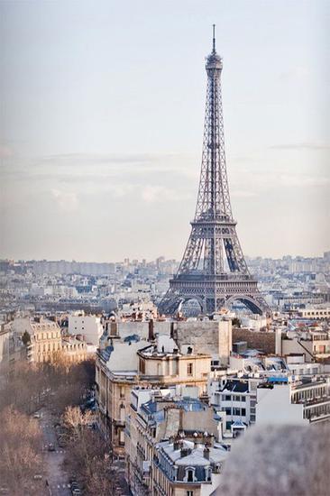 欧洲旅行 图片来源自Brooke Field