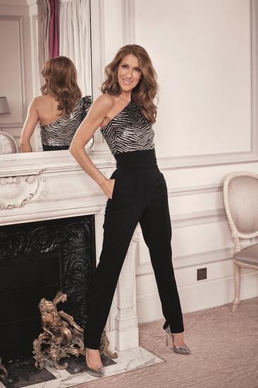 巴黎欧莱雅品牌全球代言人席琳迪翁