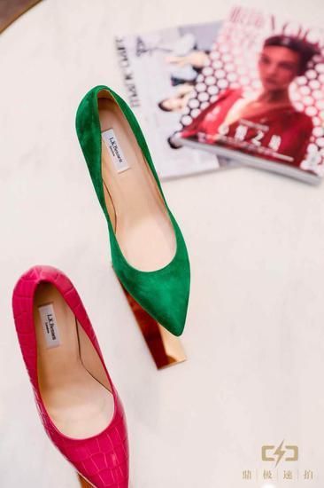 凯特王妃青睐的高跟鞋品牌
