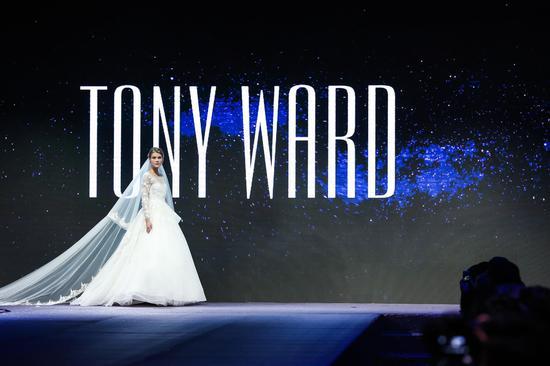 TONY WARD惊艳登场