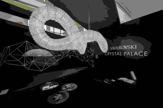 Swarovski Crystal Palace系列
