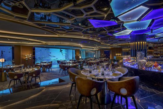 奥西亚诺海底餐厅