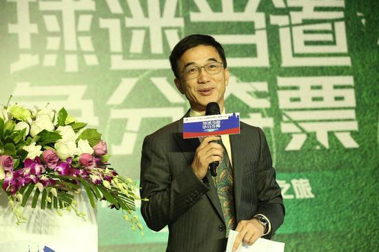 中国南航集团文化传媒股份有限公司总经理 蒋旭斌