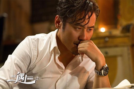 吴秀波佩戴宝珀腕表出镜电影《北京遇上西雅图2》