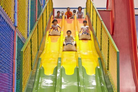 北京嘉里大酒店 儿童探险乐园