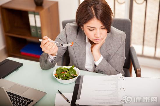 午餐做到这6点 不节食也能瘦