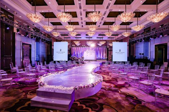 北京金融街丽思卡尔顿酒店 秋冬婚礼秀圆满落幕