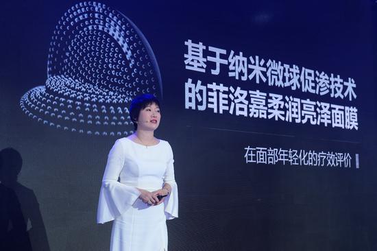 中国抗衰老促进会医学美容专委会主任刘红梅女士