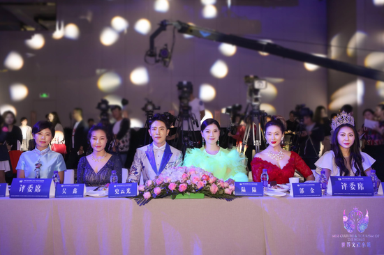 刘朵朵荣获世界文旅小姐港澳台粤赛区冠军