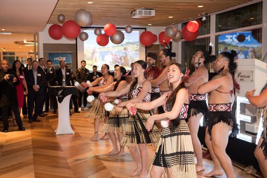 新西兰毛利文化表演