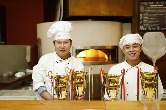 Bella Vita意大利餐廳 米其林星級廚師晚宴