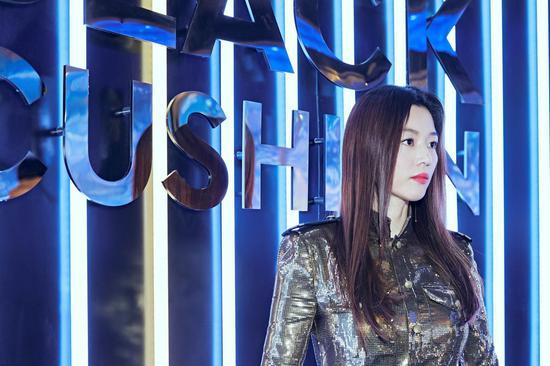 HERA品牌全线代言人全智贤小姐